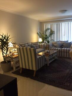 Furnished master bedroom for rent