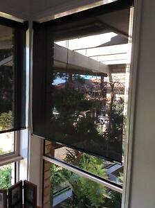 VGC Sunscreen Roller Blind 900 wide Buderim Maroochydore Area Preview