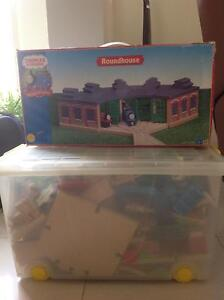 Thomas the Tank Engine Wooden Train Set West Hoxton Liverpool Area Preview