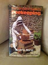 The Complete Guide To Beekeeping - Roger A Morse Epping Whittlesea Area Preview