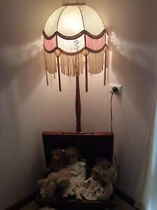 TALL WOODEN LAMPSHADE Swan View Swan Area Preview