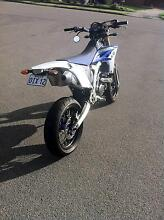 2012 Yamaha WR450F converted Supermoto/Motard Wetherill Park Fairfield Area Preview