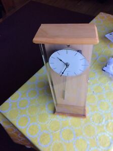 home or office decor with the Pendulum Wall Clock. $5