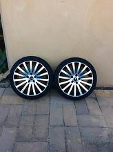 19 inch PDW rims and tires suit Holden VE VY VZ Bunbury 6230 Bunbury Area Preview