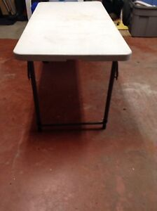 Adjustable/Fold Up Camping Table