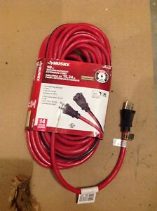 Extension cord.  Brand new.  14 Gauge 50 foot