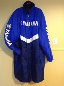 Yamaha Warm Up Coat