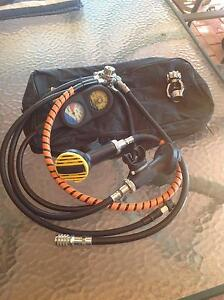 Scuba Poseidon Jetstream Regulator Set Thornlie Gosnells Area Preview