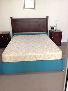 Double bed and base Fig Tree Pocket Brisbane North West Preview