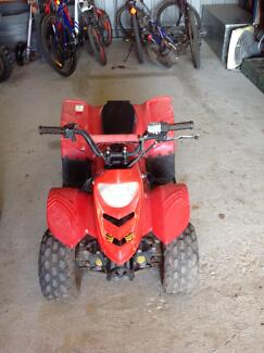 50 cc four stoke quad bike (Kids) Mount Beppo Somerset Area Preview