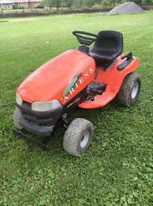 Arians 1540h lawn tractor