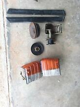 Subaru Brumby crank shaft a/c and pwr steer pulley Collaroy Manly Area Preview