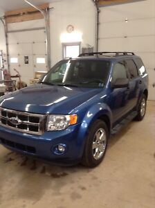 2010 Ford Escape XLT 4 x4