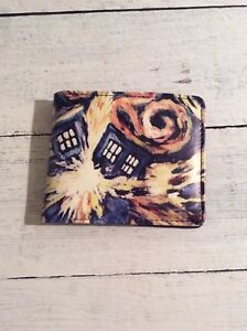 Dr. Who Exploding Tardis Wallet