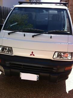2007 Mitsubishi SWB Express Van