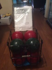 Italian Bocce Balls ...brand new never used