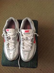 Woman Nike runners worn twice Sizes US 9.5 - UK 7 - EUR 41 $30 Narrabundah South Canberra Preview