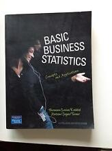 Basic business statistics: concepts and applications Victoria Point Redland Area Preview