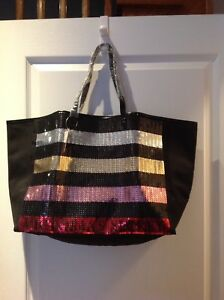 Victoria Secret Sequinned Tote