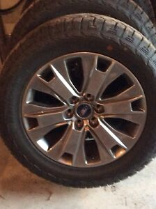 FORD F150 SPECIAL EDITION WHEELS & TIRES