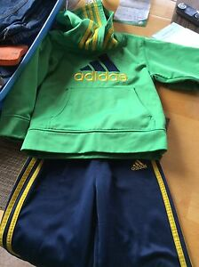 Boys Adidas suit and other items