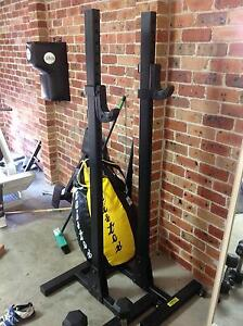UrbanRX Commercial squat stand Caringbah Sutherland Area Preview