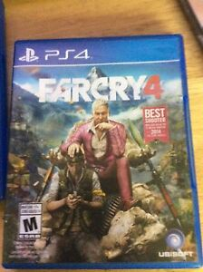 Selling PS4 250 and has NHL 16 and selling farcry 4 for 15