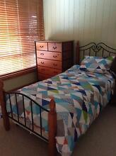 Wrought Iron and Timber Bedroom Package East Maitland Maitland Area Preview