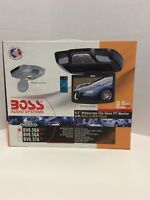 Boss BV8.5BA Flip-Down Widescreen TFT Monitor with DVD Player