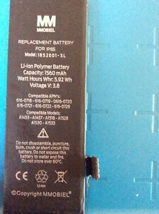 Brand new LI battery for IPhone 5S