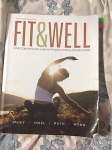 Fit & well book