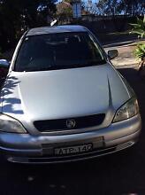 2003 Holden Astra Sedan Terrigal Gosford Area Preview
