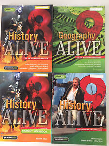Year 7-10 text books Wungong Armadale Area Preview