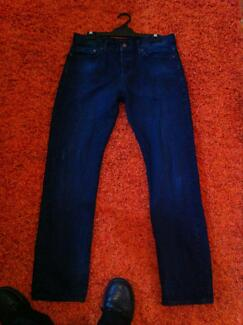 Retro men's blue bell bottom pants | Pants & Jeans | Gumtree ...