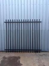 Industrial Quality Steel Security Fence Panels Hallam Casey Area Preview