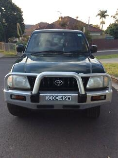 1999 Toyota LandCruiser Wagon Sydney City Inner Sydney Preview