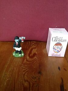 Equestrian Mouse figure -THE CHEDDARS- brand new in box
