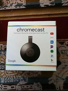 2nd Gen Google Chromecast Croydon Park Canterbury Area Preview