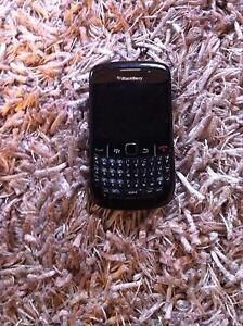Blackberry Curve 8520 phone Turner North Canberra Preview