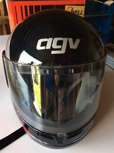Snowmobile Helmet - Made in Italy