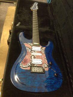 Godin Artisan signature electric guitar
