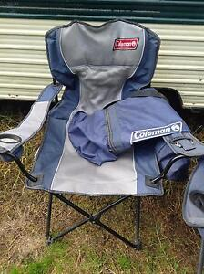 Coleman weekend camp chair new $35 Doveton Casey Area Preview
