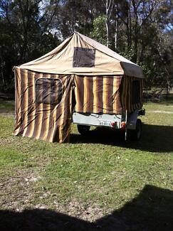 Camper Tralier