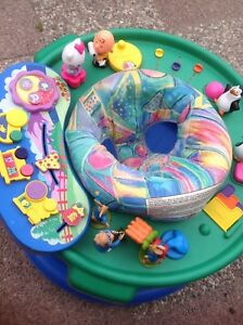 Musical exersaucer in excellent condition for $25 only