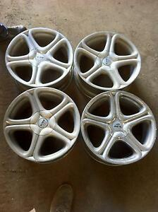 """FOR SALE: 4 Antera 17"""" Mags To Fit Holden Vectra Moe Latrobe Valley Preview"""