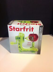 Starfrit Apple peeler