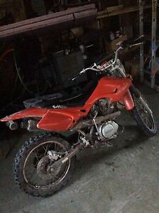 2007 baja 125 700$$ or trade want gone