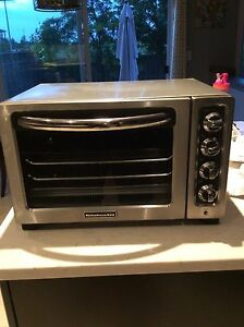 Kitchen aid 12 inch convection bake countertop oven