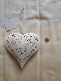 Vintage/shabby chic items all brand new.
