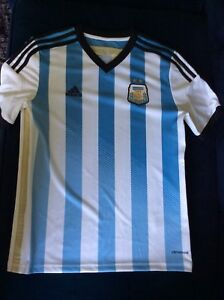 FIFA Argentina jersey (kids size L, womens size S)